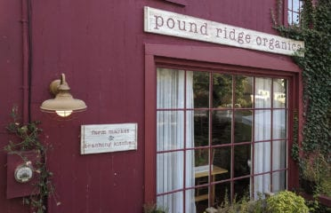 Pound Ridge Organics Farm, Food CoOp, Market and Teaching Kitchen