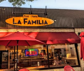 La Familia Pizza & Pasta Of Pound Ridge