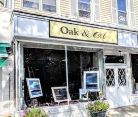 Oak & Oil