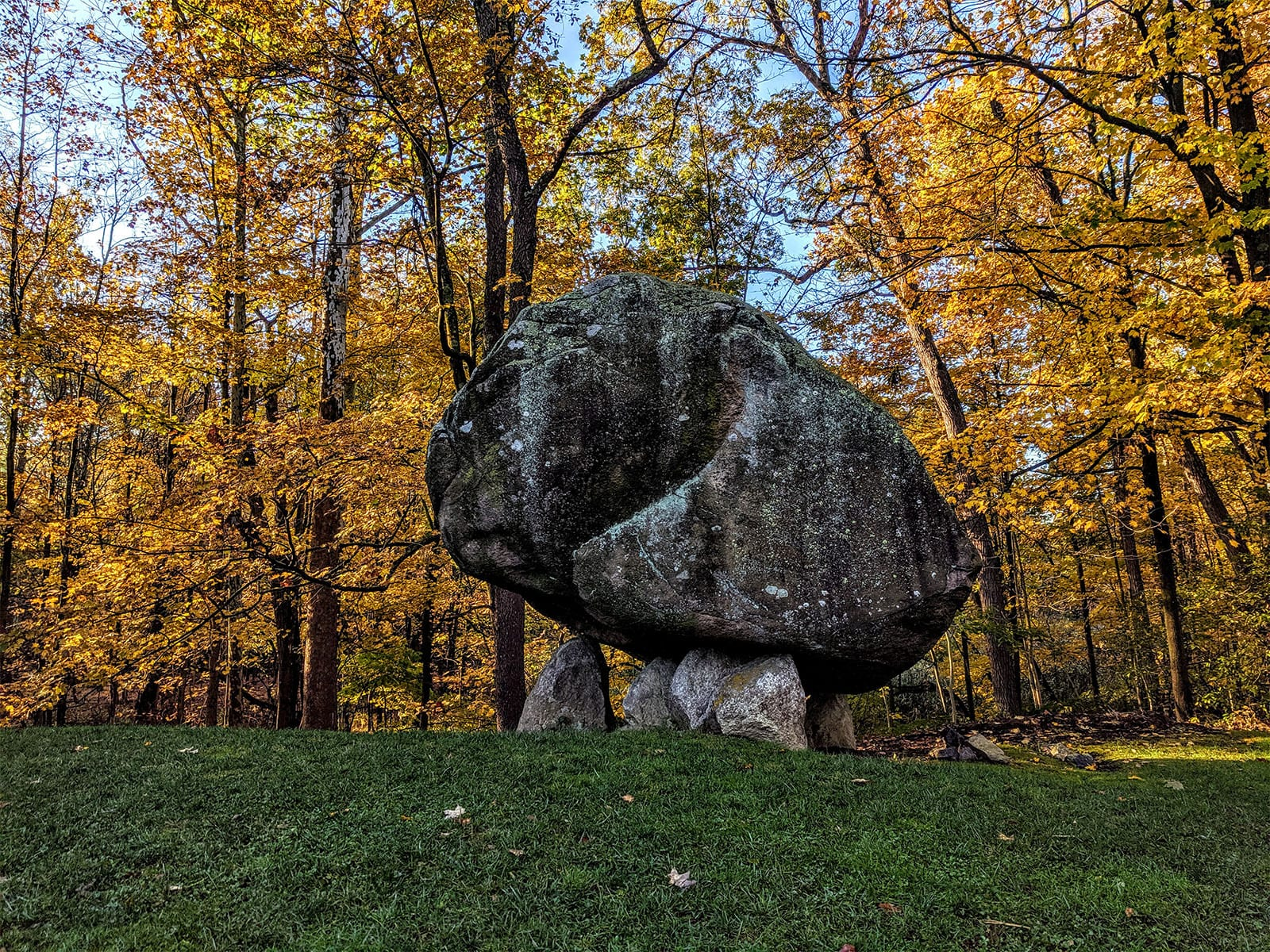 westchesternorth-north-salem-Balanced-Rock