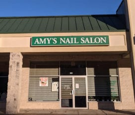 Amy's Nail Salon & Spa